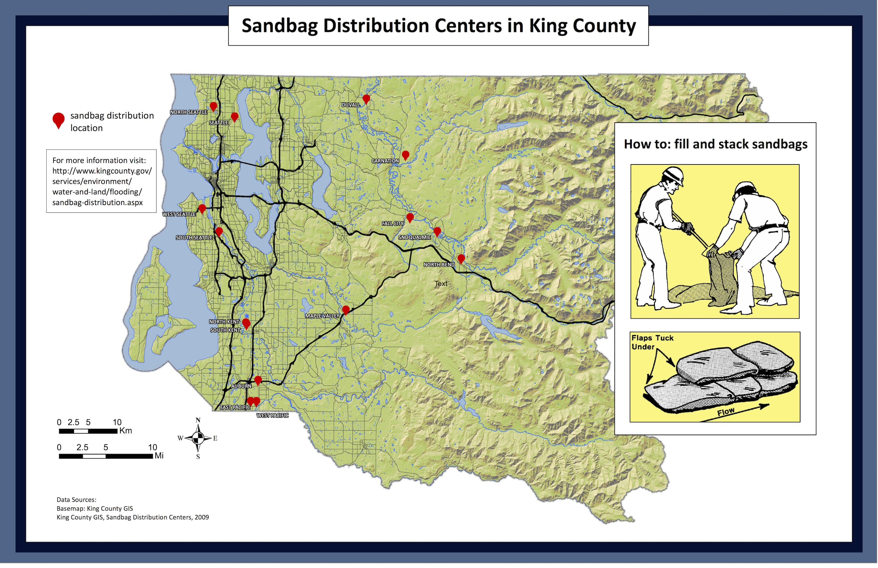 Seattle and King County Ready on king county topo map, king county parcel search, king county landslide hazard map, king county demographics map,